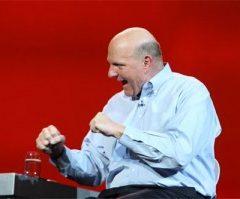 Steve Ballmer končí s CES (CES 2012)