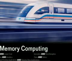 In-memory computing: Rychlejší zpracování dat