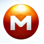 Logo služby Mega