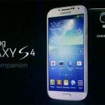 Samsung představil novou vlajkovou loď Galaxy S4