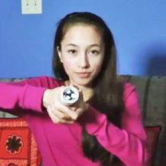 Malá školačka vyvinula revoluční baterku