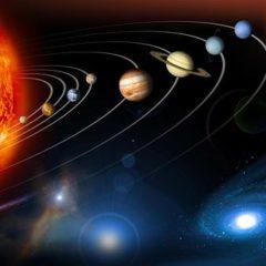 Vesmír a změny v něm