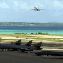 Unesený letoun na tajné Americké základně?