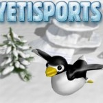 Yeti Sports – Vyhoďte svého tučňáka co nejvýše