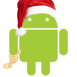 Happy Holidays from Android