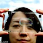 Taiwanský Polytron predstavil priehľadný smartfón