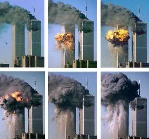Fotografie z Pravda o pádu WTC