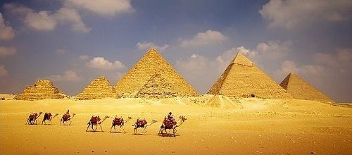 Photo of Pyramidy – Pás klidu (1. díl)